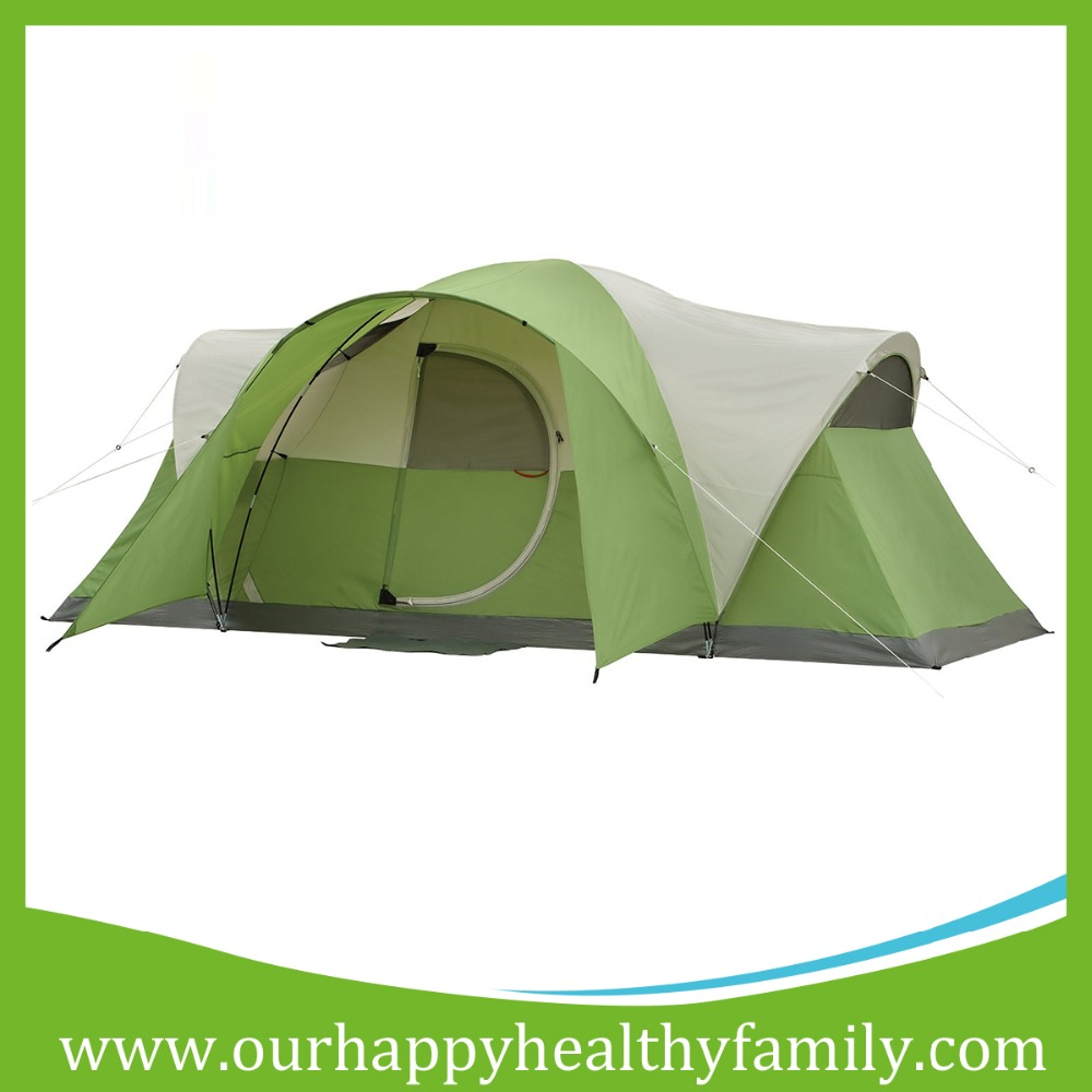 49fd4d09c6 Custom 8 Person Outdoor Waterproof Dome Family Camping Tent ...