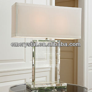 elegant home goods crystal table lamp