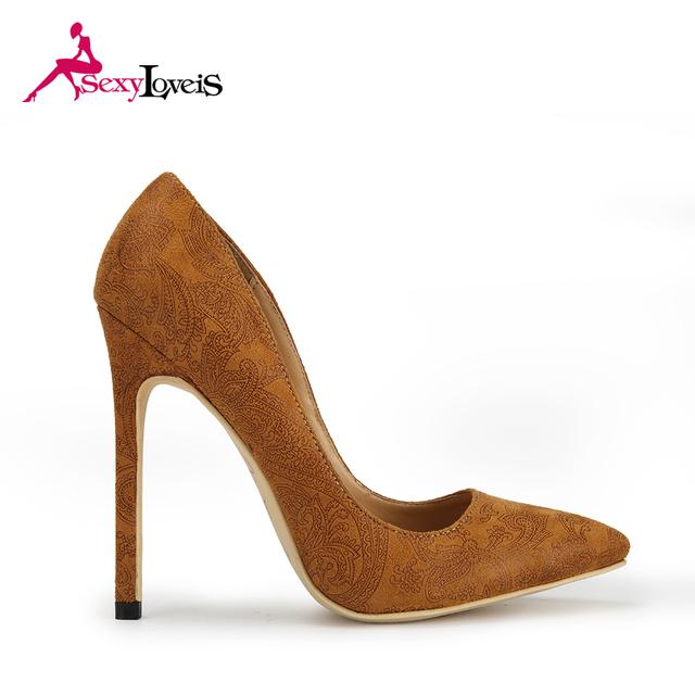 a417fb33ec Punta estrecha negro especial superior estilete zapatos de tacón alto China  al por mayor de las