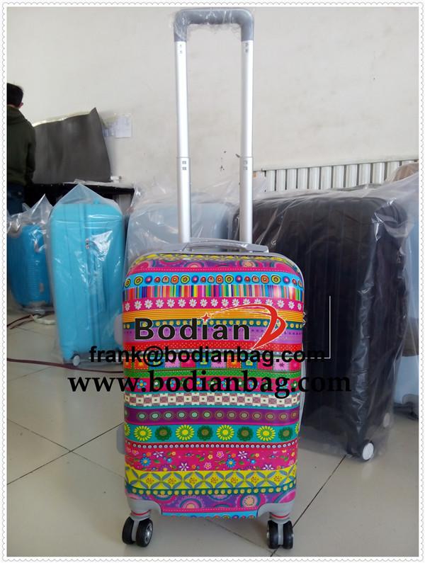 Baigou Bodian New Pattern Spinner Travel Hard Luggage Set Trolley ...