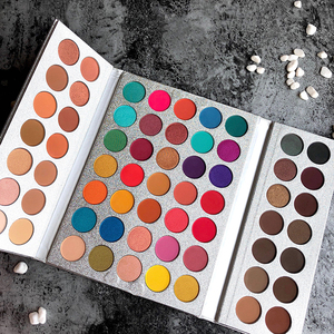 Eye Shadow Humorous Beauty Glazed Eyeshadow Palette Long Lasting Shimmer Matte Eyeshadow Makeup Multi Colors Palette Cosmetics Kit Make Up For Eyes Skillful Manufacture