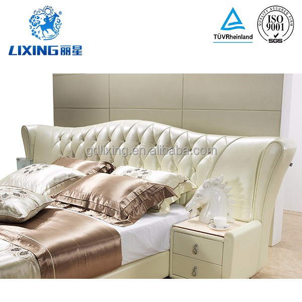 Estilo coreano Dormitorio Muebles de Dormitorio Cama de Matrimonio ...