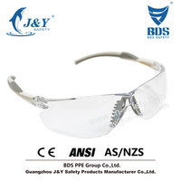 2015 Hot sales Pc len oem wholesale casual transparent bicycle safety glasses for children meet CE ANSI AS/NZS standard