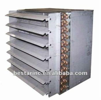 Fin Type Copper Tube Heat Exchanger - Buy Fin Type Copper Tube Heat ...