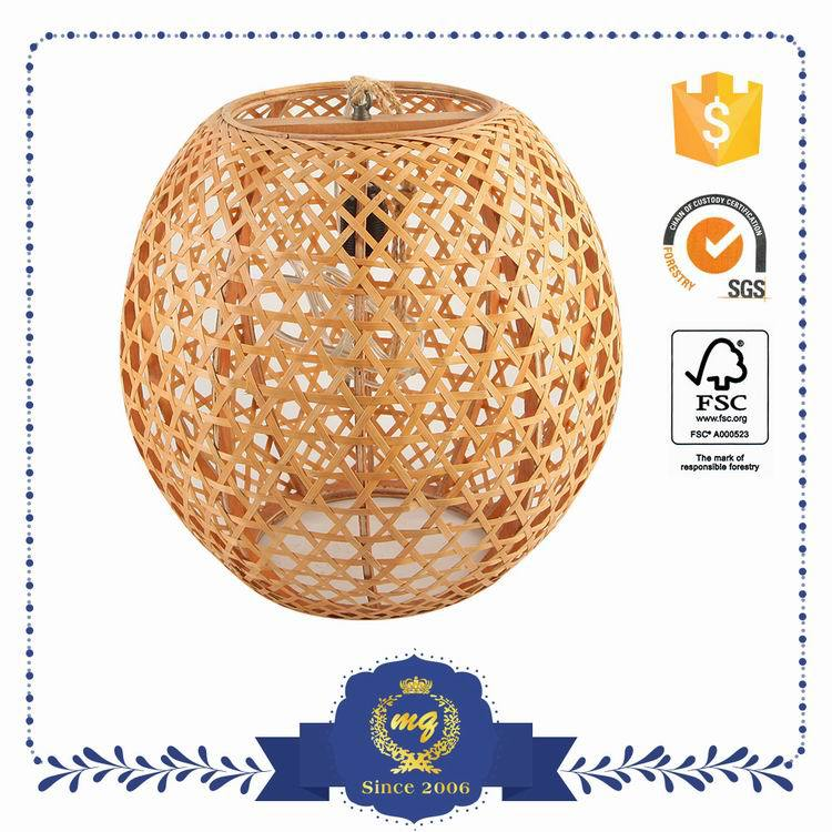 Wholesale Customized Logo Unique Wire Mesh Lampshade