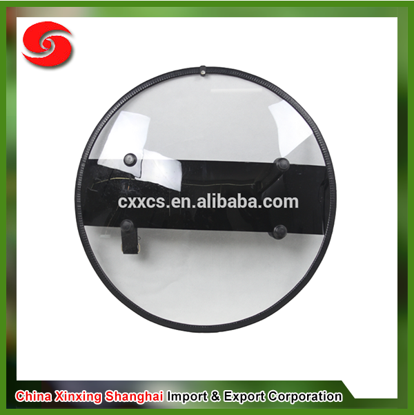 Police Protection Shield/Riot Control Shield/Police Round Anti Riot Shield