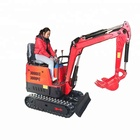 1 ton hydraulic crawler digger mini excavator cheap price