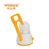 outdoor Portable hand folding lighting ABS lantern led with factory price