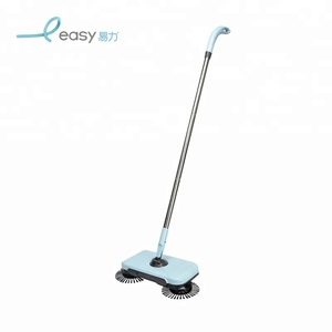 New Products spin broom home use magic manual floor dust sweeper