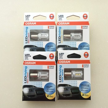 Osram Ledriving Lighting Bulbs S25 P21 Py21 P21 5w Auto