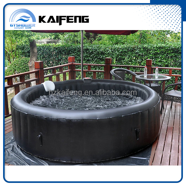 130 pcs Bubble 8 Person Inflatable Hot Tub