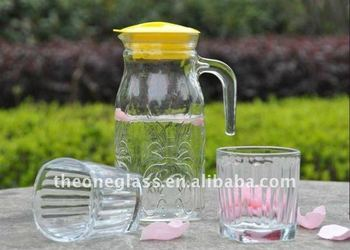 Water Series Glass Jug Set