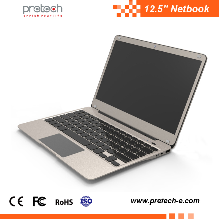 "Newest factory customize Intel Apollo N3350 Quad-core Wins 10 OS WIFI/BT/FM 12.5"" netbook 1920*1200 IPS 5000mAh"
