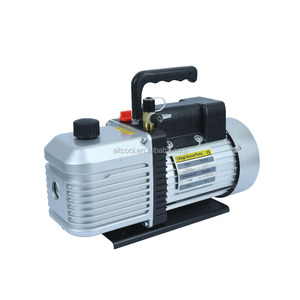 VP1200N portable single stage integral structure pump body rotary vane oil sealed vacuum pump