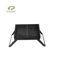 KIngpool outdoor camping portable fold-able charcoal cooking korean bbq stove