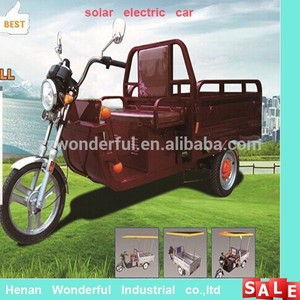 Wonderful low fuel fashionable solar electric bike price for cargo