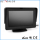 Motorized lcd car monitor/4.3 inch sun visor tft-lcd monitor/surface mount lcd monitor
