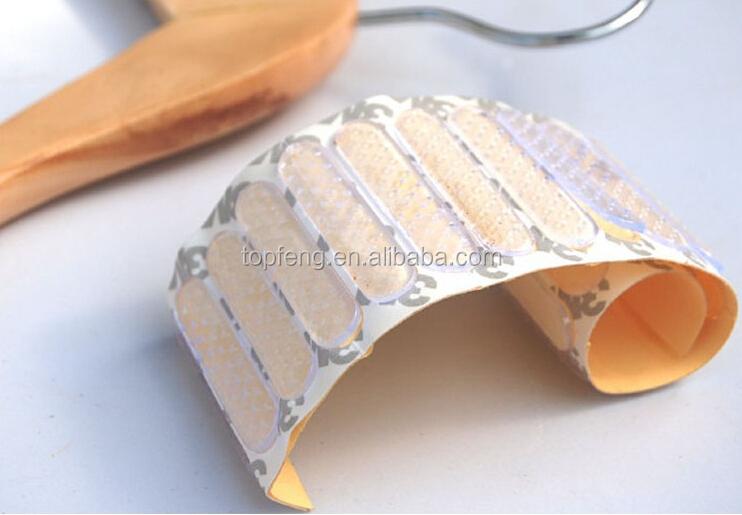 Non Slip Hanger Strips Grip Silicone Anti