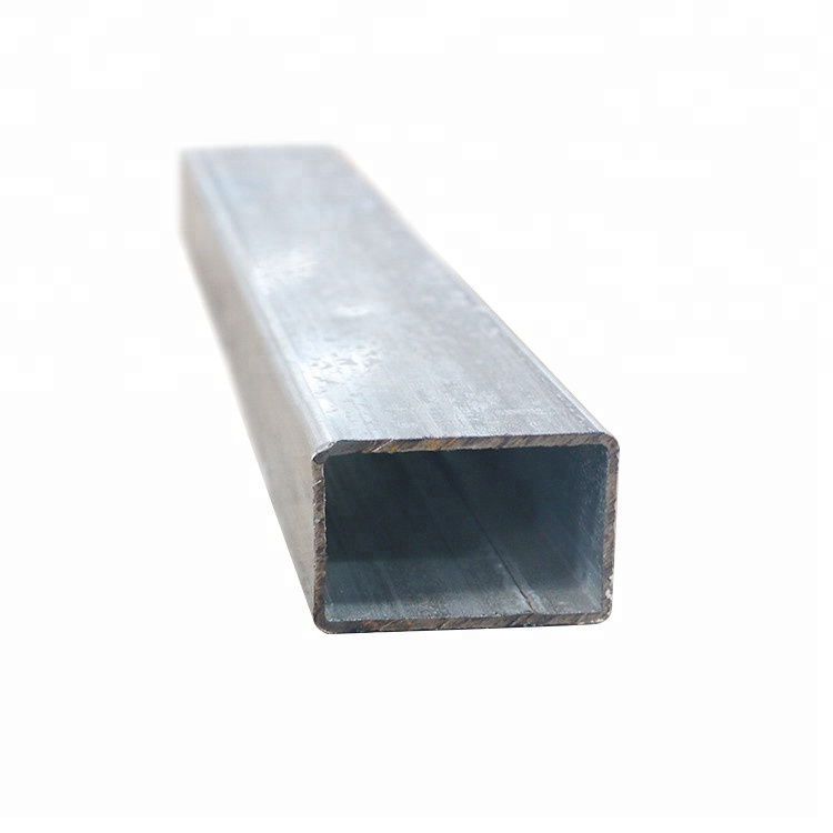 Brushed Stainless Steel Square Box Section 40x40mm Tube Cut to Length