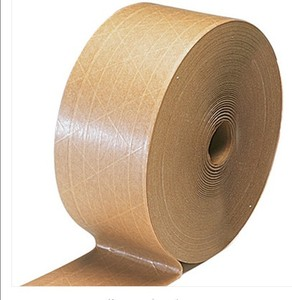 reinforced gummed craft paper tape