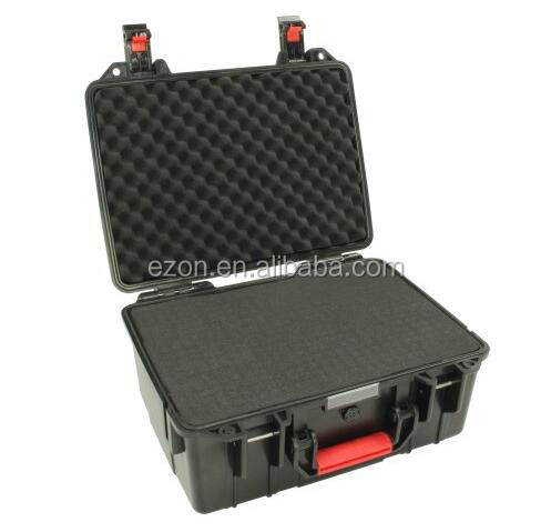 Protective Equipment Waterproof Hard Plastic Carry Case Bag Tool Storage Box
