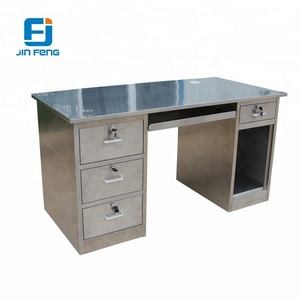 super popular 3580f 50293 Stainless steel office table with cheap price for sale