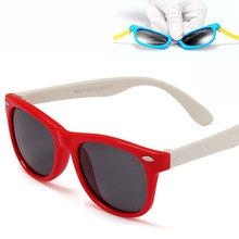2016 New Children TAC Polarized Sunglasses Kids Designer Sport Shades For Girls Boys Goggle Baby Glasses Oculos Infantil 21513
