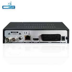 dvb t2 hd ethernet Ali 3821P tuner tv card DVB-T2 decoder software upgrade