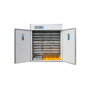 Full Automatic Large Capacity Poultry 2000 Egg Incubator for Sale in tanzania
