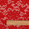 African Style lace voile embroidery fabric for Embroidery wedding clothes making BK-FB470
