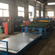 Cropping Shear Line simple cut to length machine line transverse shear line
