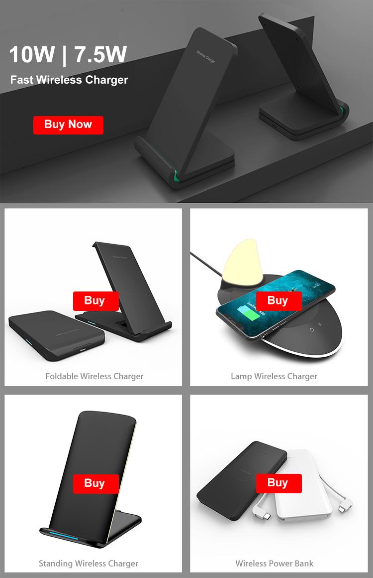 आर सी एम के. सी. प्रमाणित नई डिजाइन 7.5 W 10 W 15 W सुपर फास्ट चार्ज क्यूई वायरलेस चार्जर सैमसंग गैलेक्सी के लिए huawei मेट के लिए S10 20 प्रो
