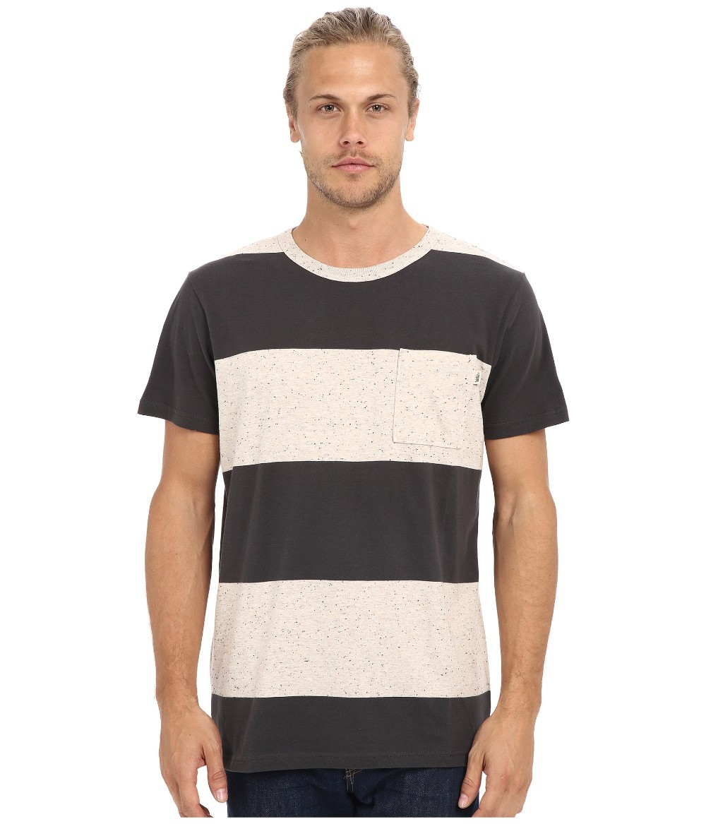 2016 New Arrival Plain Longline T Shirt Men Curved Hem