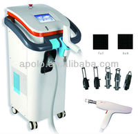 2940nm erbium yag skin care scar removal fractional laser medical hospital spa equipment by shanghai med.apolo