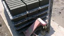 brick pallet for brick production line