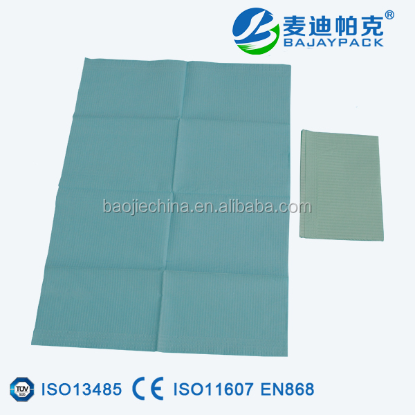 Disposable Medical Prducts of Dental Bibs/Pads