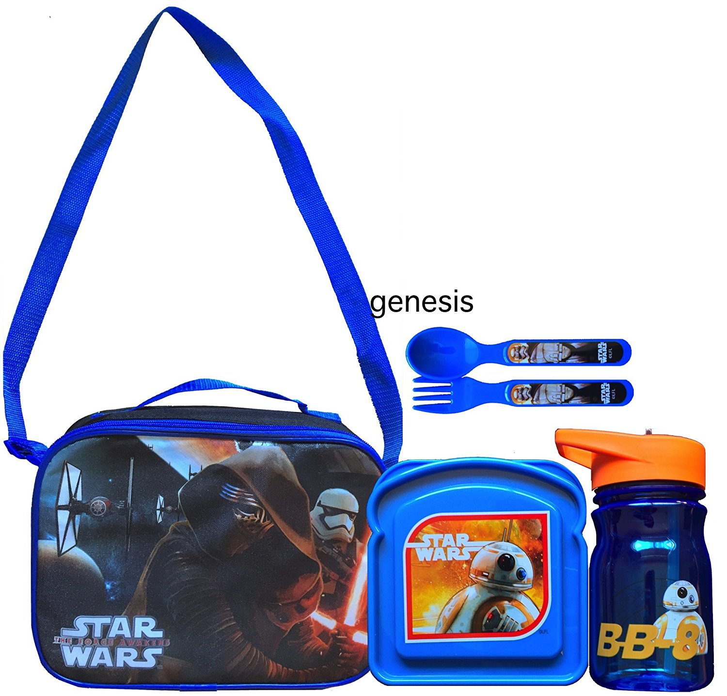 38a27ee61919 Buy Children's Dual Insulated Lunch Box Kylo Ren Star Wars The ...