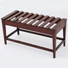 LG-011 Hotel Wooden Unfoldable Luggage Rack Foshan Factory