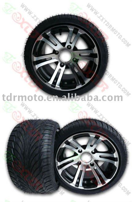 NEW ATV tyres+rims, ATV parts