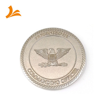 2019 Hot Selling 3d Eagle Logo Custom Engraved Enamel Challenge Coin - Buy  Silver Challenge Coin For Souvenir,Custom Engraved Coins For Party,Sports