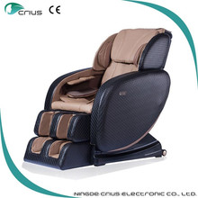 Fashionable design with optional color electric vibrator head massage recliner