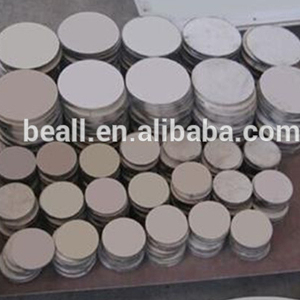 201 Grade Cold Rolled Stainless steel SS circle