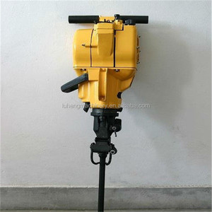pionjar 120 jack hammer YN27C internal combustion rock drill for sale