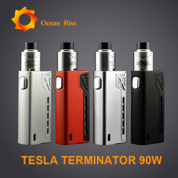 Tesla Terminator 90w Vapor Starter Kits Vape Band Germany - Buy Vape  Mechanical Mod,Vape Mechanical Mod,Vape Mechanical Mod Product on  Alibaba com