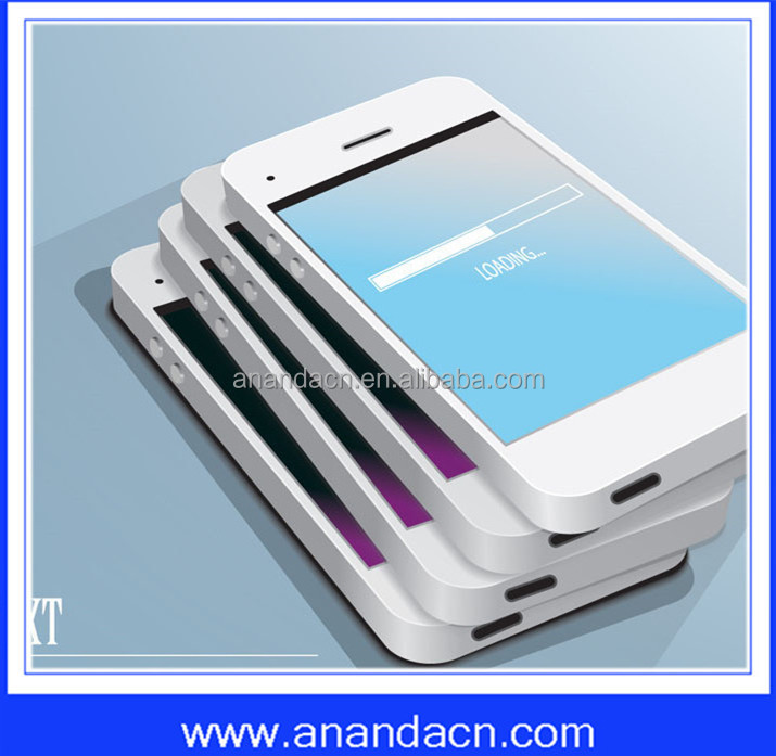 Original brand used mobile phone A4 A4S smart Mobile Phones