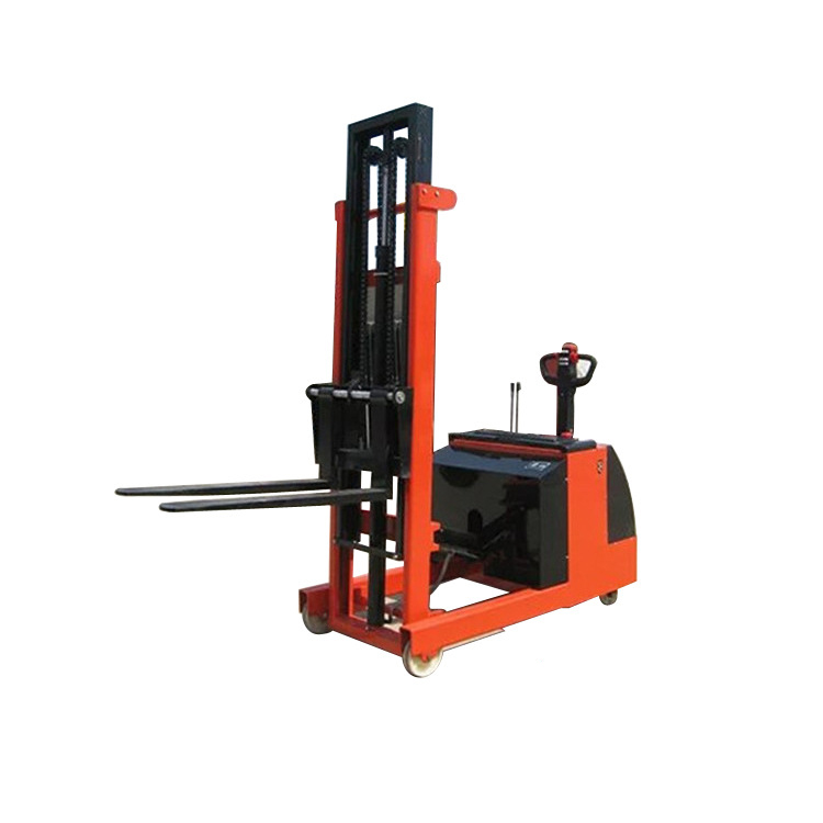 Hydraulic Counterweight Stacker Fully Electric Forward Stacker