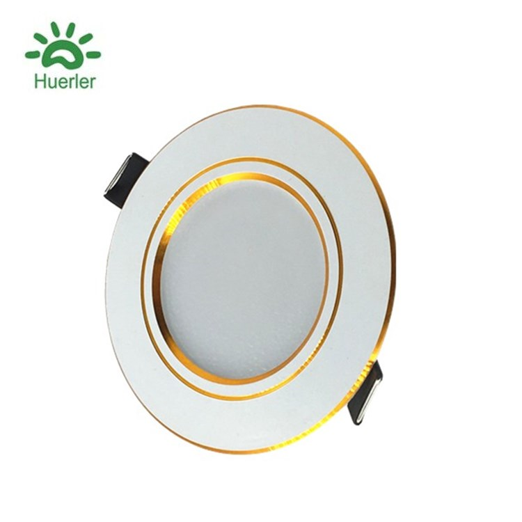 3W 5W 7W 9W 12W 15W 18W 6 inch led down light recessed led downlight 6 inch round led ceiling light