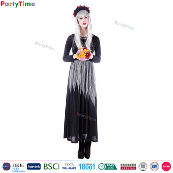 party time brand unique sexy halloween costumes ideas for women ghost bride cosplay outfit
