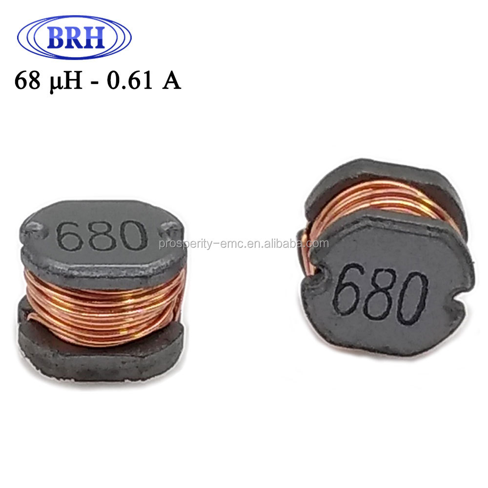 Cd54 High Frequency Smd Wire Wound Power Inductor 68uh 0 61a - Buy Smd  Power Inductor 68uh,Wire Wound Inductor Product on Alibaba com