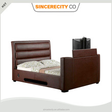 Bed With Tv In Footboard Bed With Tv In Footboard Suppliers And